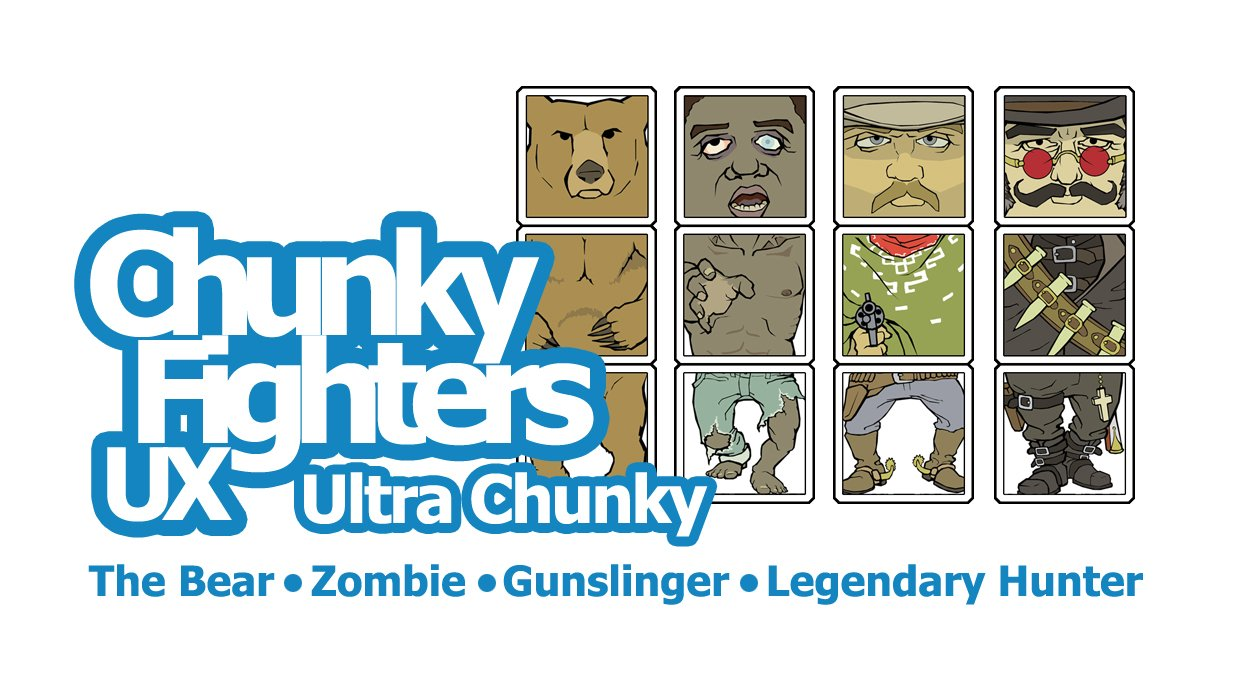 Chunky Fighters UX: Ultra Chunky