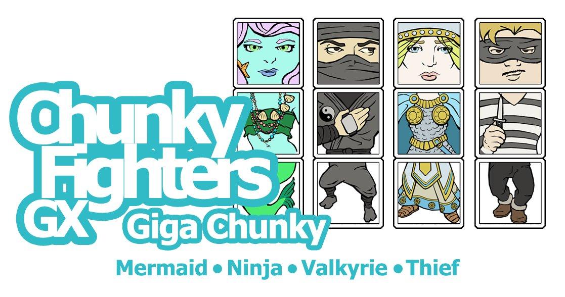 Chunky Fighters GX: Giga Chunky