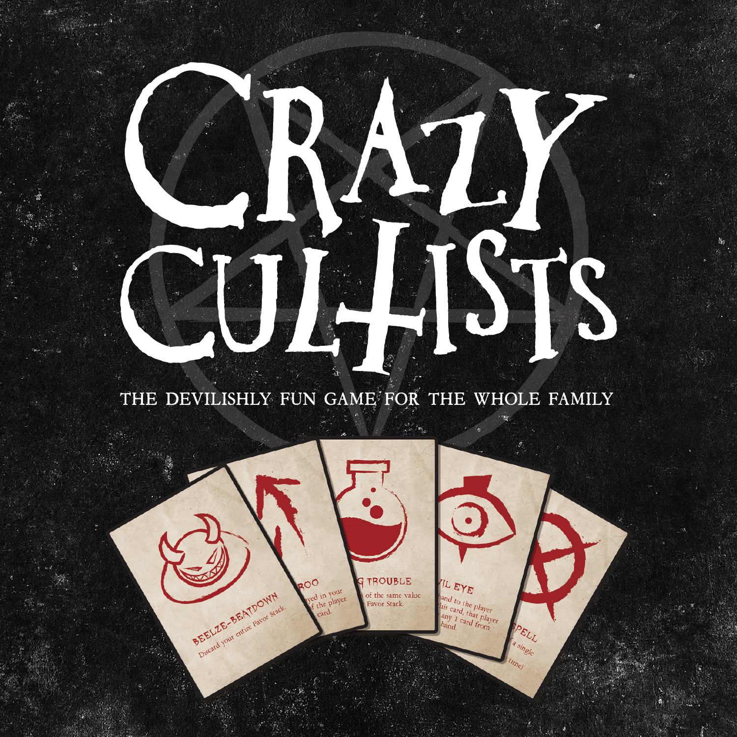 Crazy Cultists