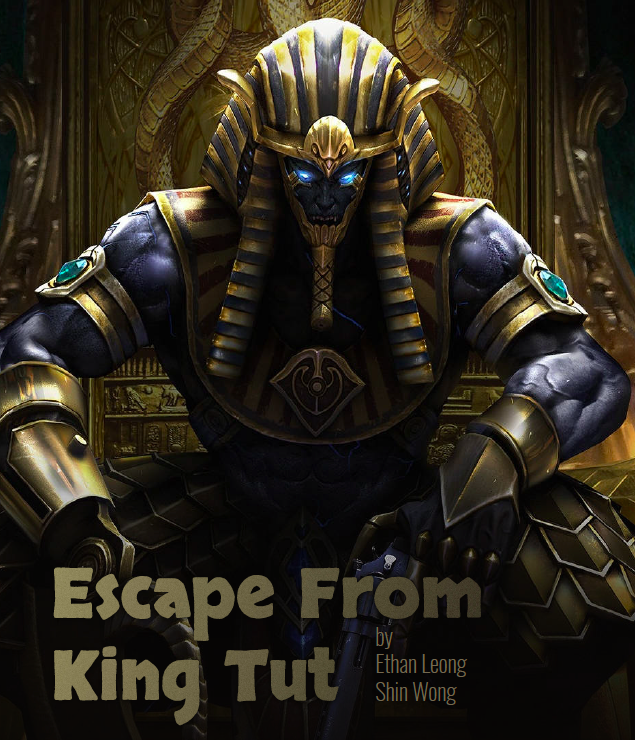 Escape from King Tut