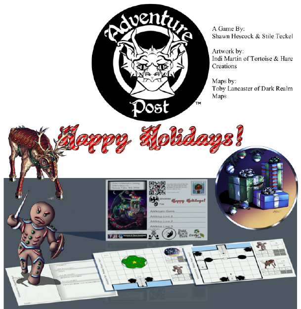 Adventure Post: Holiday Teaser