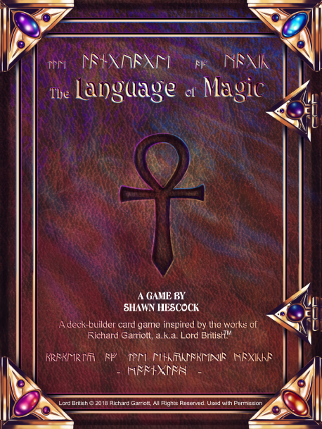 The Language of Magic