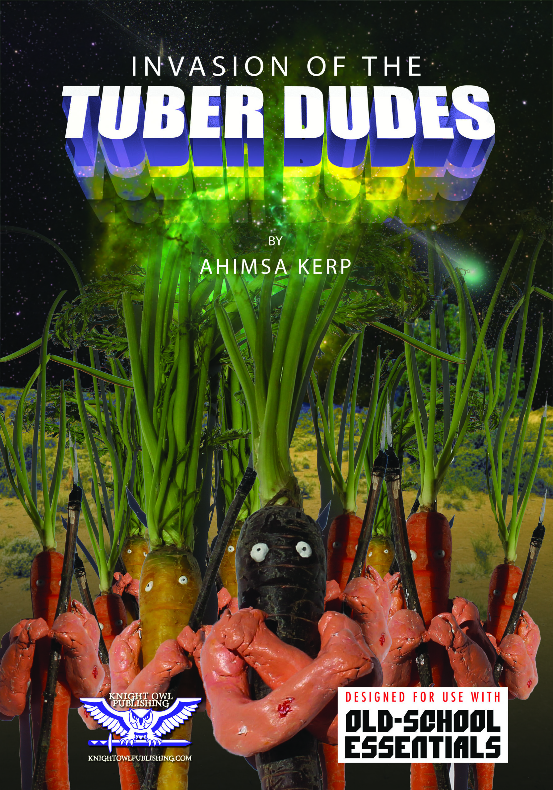 Invasion of the Tuber Dudes