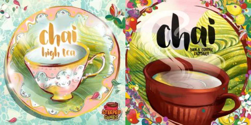 Chai: High Tea + Chai Deluxe (Base Game)