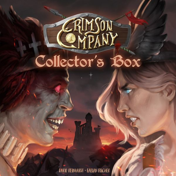 Crimson Company: Collector's Edition