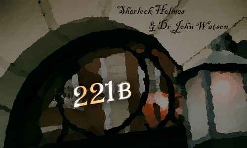 221B: A Story Driven Detective Game