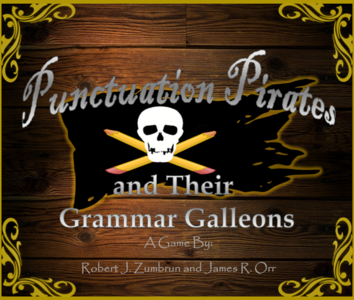 Punctuation Pirates and their Grammar Galleons