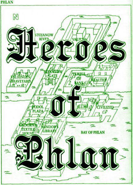 Heroes of Phlan